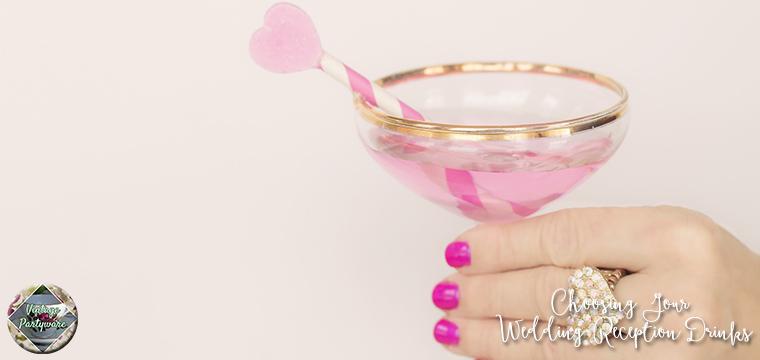 Champagne Bar Saucers Choosing Your Wedding Reception Drinks Vintage Partyware Blog Wedding Hire Norfolk