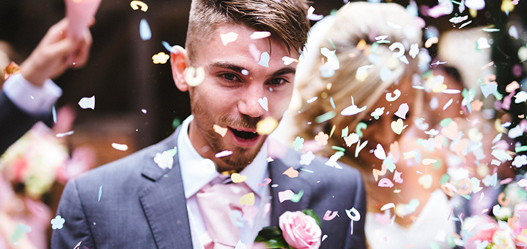 Confetti Finishing Touches Wedding Details Not To Overlook Vintage Partyware Wedding Decorations Hire Norfolk
