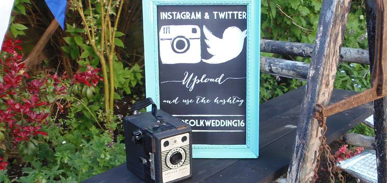 Hashtag Finishing Touches Wedding Details Not To Overlook Vintage Partyware Wedding Decorations Hire Norfolk