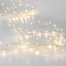 LED Fairy Lights Hire Wedding Norfolk - Vintage Partyware