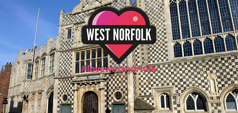 Love West Norfolk – Weddings