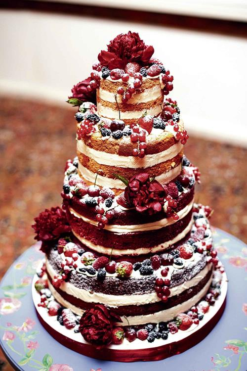 Naked Cake Choosing Your Wedding Cake Guest Blog Post Ellies Cakery Wymondham Vintage Partyware Wedding Decoration Prop Hire Norfolk