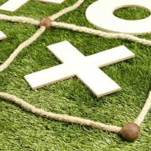 Noughts Crosses Wedding Games Hire Norfolk Vintage Partyware Event Decorations Kings Lynn Norwich