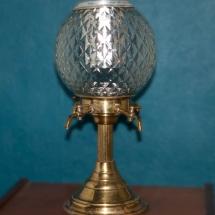 Vases Vessels Hire Norfolk - Vintage Brass Drinks Dispenser Wedding Drinks - Vintage Partyware