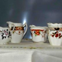 Vintage China Hire Milk Jug Vintage Partyware Wedding Hire