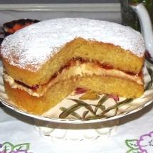 Vintage China Hire Norfolk Pedestal Cake Stand Vintage Partyware Wedding Hire