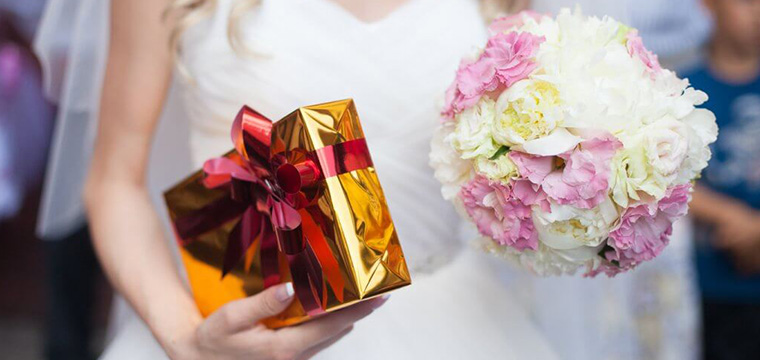 Average Monetary Gift For A Wedding: Vintage Partyware