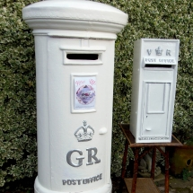Wedding Post Box Hire Norfolk - Vintage Partyware