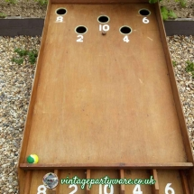 Ball Toss Wedding Games Hire Norfolk Vintage Partyware Event Decorations Kings Lynn Norwich