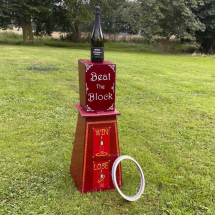 Beat The Block Vintage Fairground Giant Wedding Games Hire Norfolk Vintage Partyware Event Decorations Kings Lynn Norwich Ely