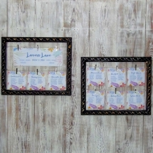 Empty Frames Wedding Sign Hire Wedding Signage Norfolk Vintage Partyware