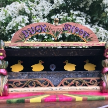 Garden Game Hire Wedding Norfolk - Vintage Partyware