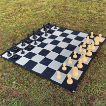 Giant Chess Huge Wedding Games Hire Norfolk Vintage Partyware Event Decorations Kings Lynn Norwich