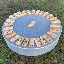 Giant Dominoes Huge Wedding Games Hire Norfolk Vintage Partyware Event Decorations Kings Lynn Norwich
