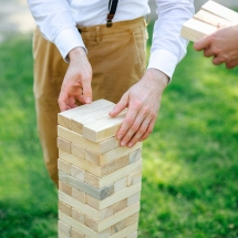 Giant Jenga Wedding Games Hire Norfolk Vintage Partyware Event Decorations Kings Lynn Norwich