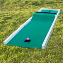 Mini Golf 9 Rounds Giant Wedding Games Hire Norfolk Vintage Partyware Event Decorations Kings Lynn Norwich