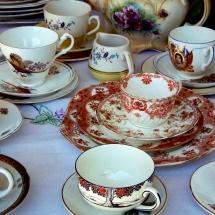 Vintage China Hire Wedding Norfolk - Vintage Partyware