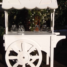 Wedding Candy Cart Hire Child Size Vintage Partyware Wedding Hire Norfolk